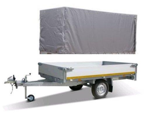 eduard 750 kg 2 57m x 1 50m x 0 30m ohne mit plane. Black Bedroom Furniture Sets. Home Design Ideas