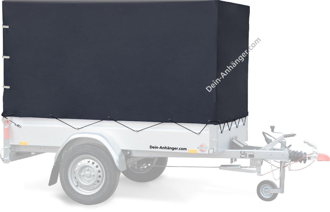 Stema Hp 6070 Ersatzteile : spriegel hochplane 100cm anthrazit f r stema anh nger mit den kastengr e innenma 108 x 201 ~ Aude.kayakingforconservation.com Haus und Dekorationen
