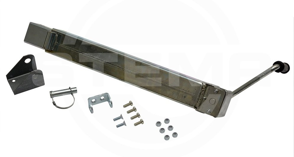 neptun n7 305 tip 750kg 305x166x10cm kippbar gn152 pkw anh nger dein anh. Black Bedroom Furniture Sets. Home Design Ideas